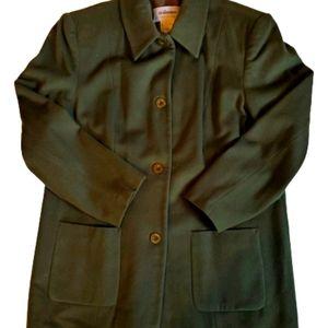 Women's Steilmann wool blend jacket size 16